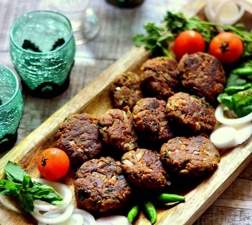 This Mother's Day I send a culinary salute to my darling Mum by sharing this all-time favourite Shammi Kebab recipe, also renowned as 'Pammy's kebabs