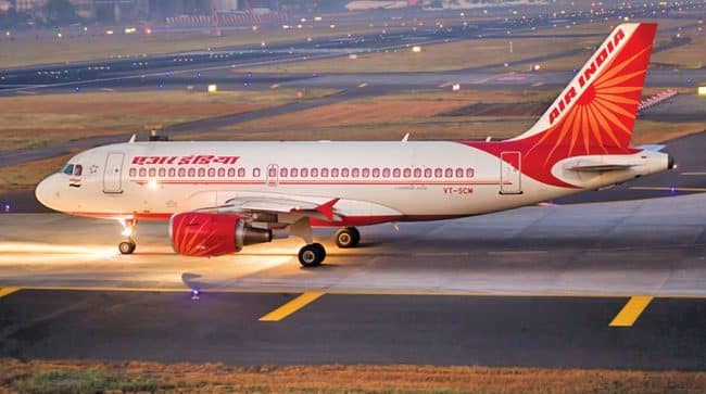 Air India repatriation flight to New Zealand in early June