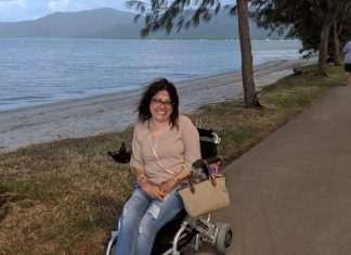 Wheelchair Wonder Woman