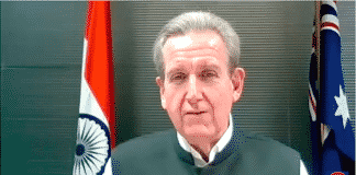 Australia's High Commissioner to India, in conversation with Indian Link's PAWAN LUTHRA