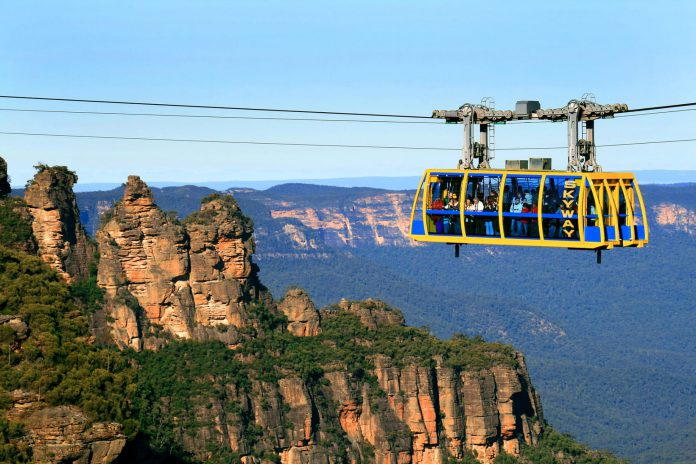 Bliss in the Blue Mountains