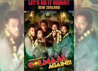'Golmaal Again' first Hindi film to release in NZ post-COVID.