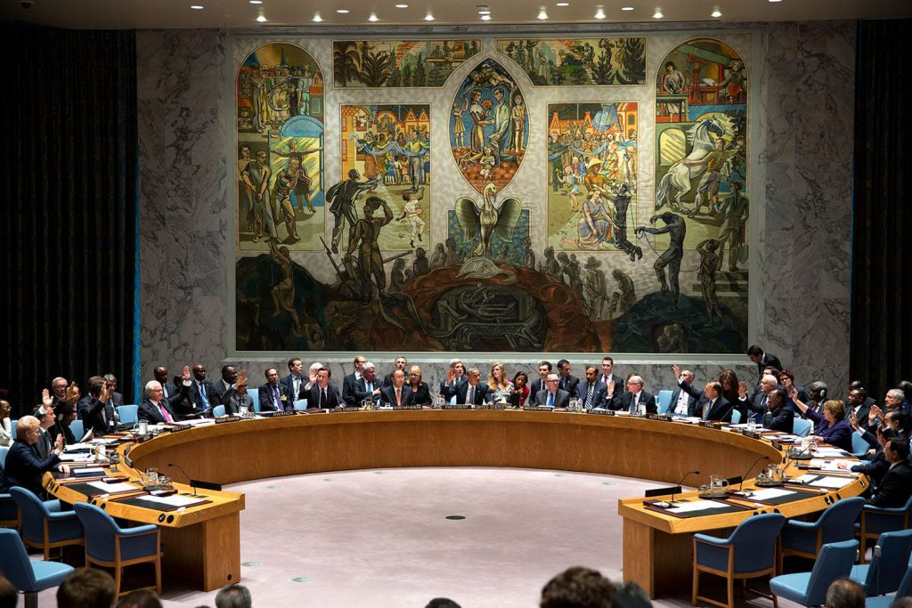 India elected to UN Security Council