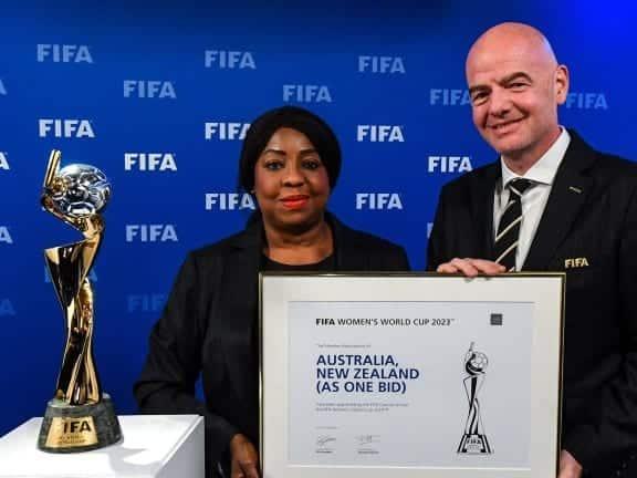 Australia & New Zealand to host 2023 FIFA Women's WC