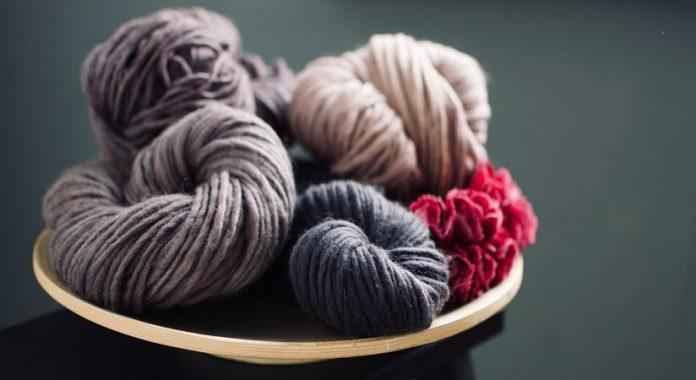 Australian Merino sheep wool