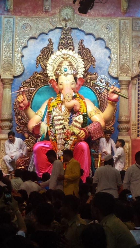 Ganeshotsav to turn 'Arogyautsav' at Mumbai's Lalbaugcha Raja