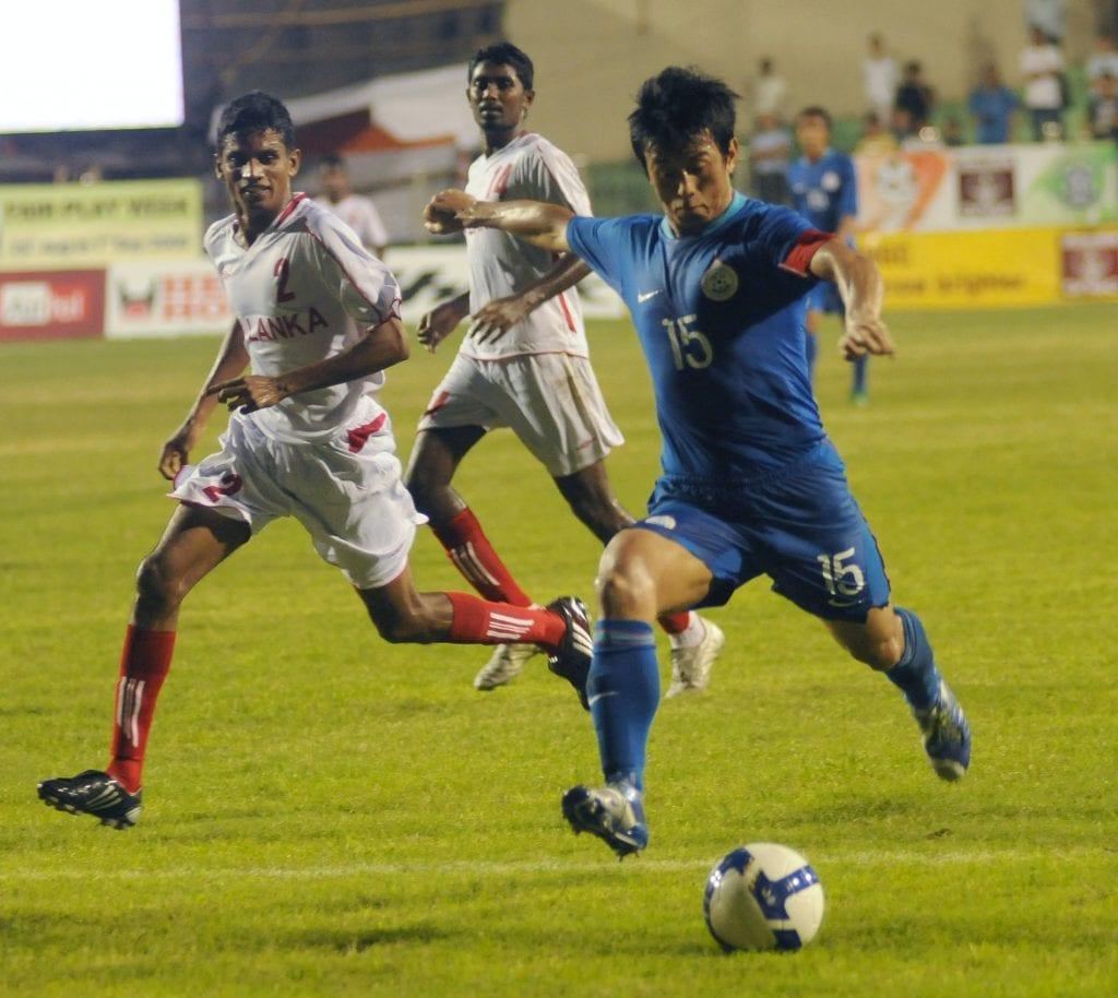 baichung bhutia indian football