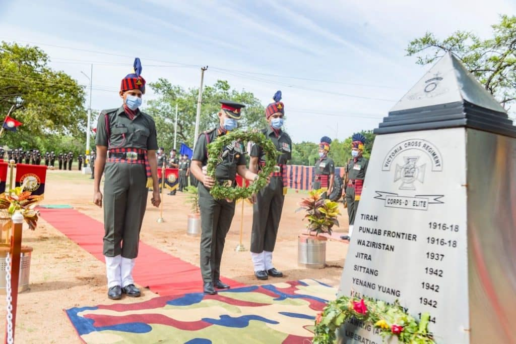 The 22 Medium Regiment (Sittang and Yenangyaung), one of the Indian Army's artillery regiments, celebrated the 100-year anniversary of its raising on June 29, 2020.