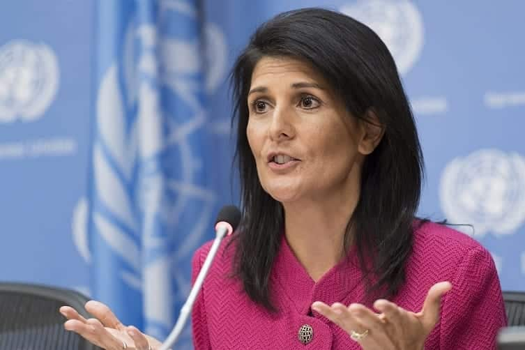 Nikki Haley praises India for 'not backing down' against China