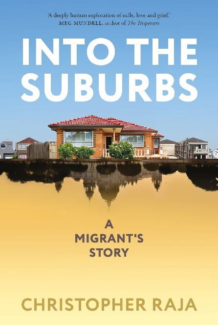 into the suburbs