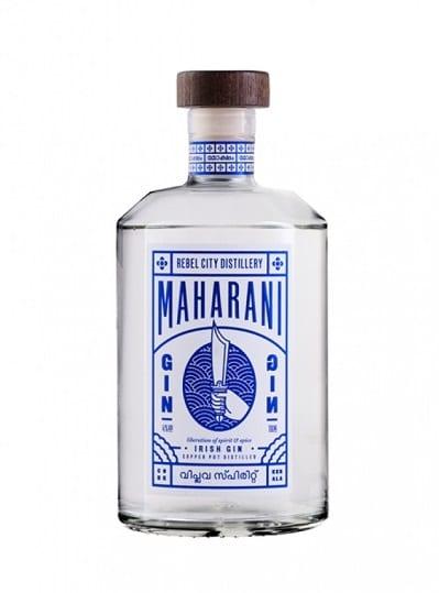Ireland's Maharani gin uses Kerala's spices.