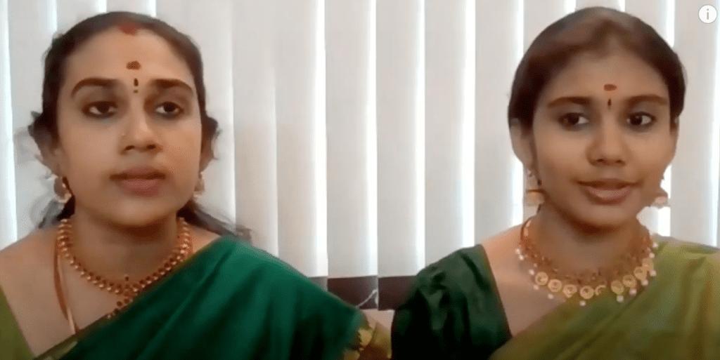 carnatic singers shruthi adelaide