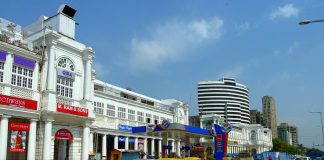 Rs.1000 fine for spitting in Connaught Place