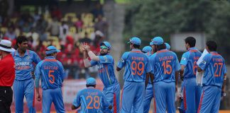 India's 2011 Cricket World Cup