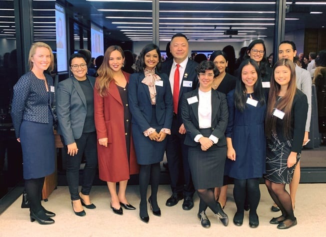 Legally Brown: diversity in law firms