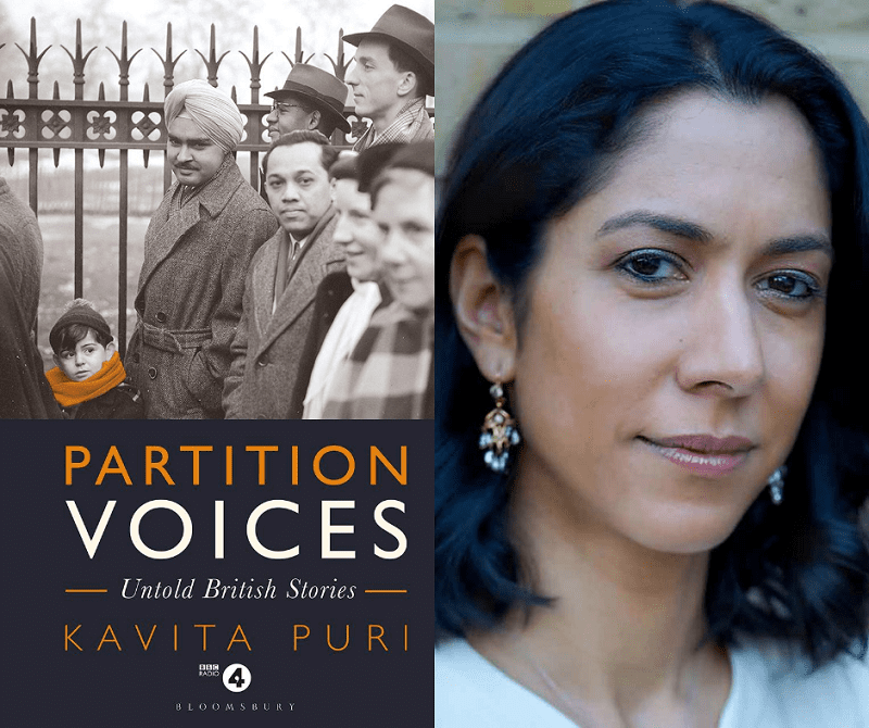 partition voices kavita puri