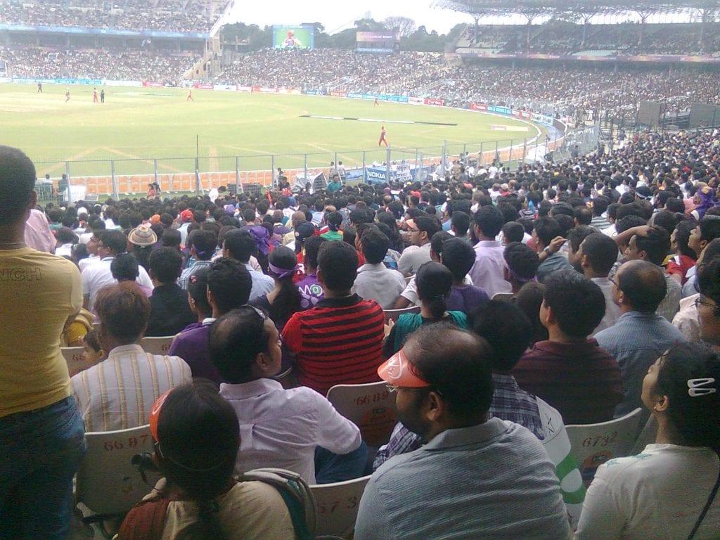 fans in ipl match