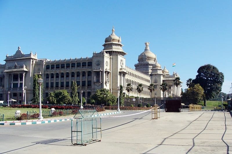 karnataka government vidhan soudha