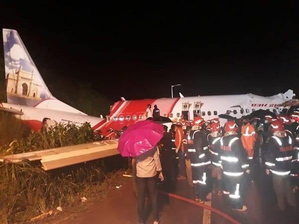 kozhikode crash