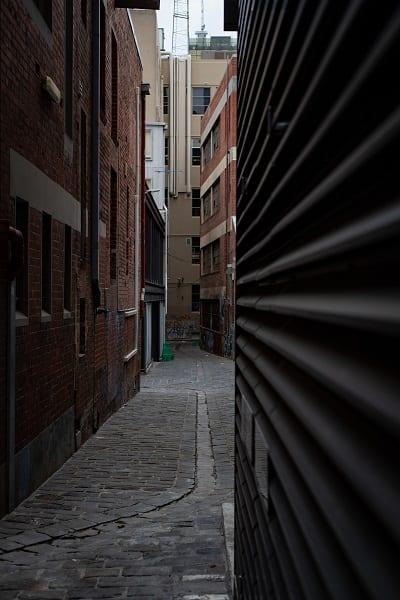Melbourne second lockdown