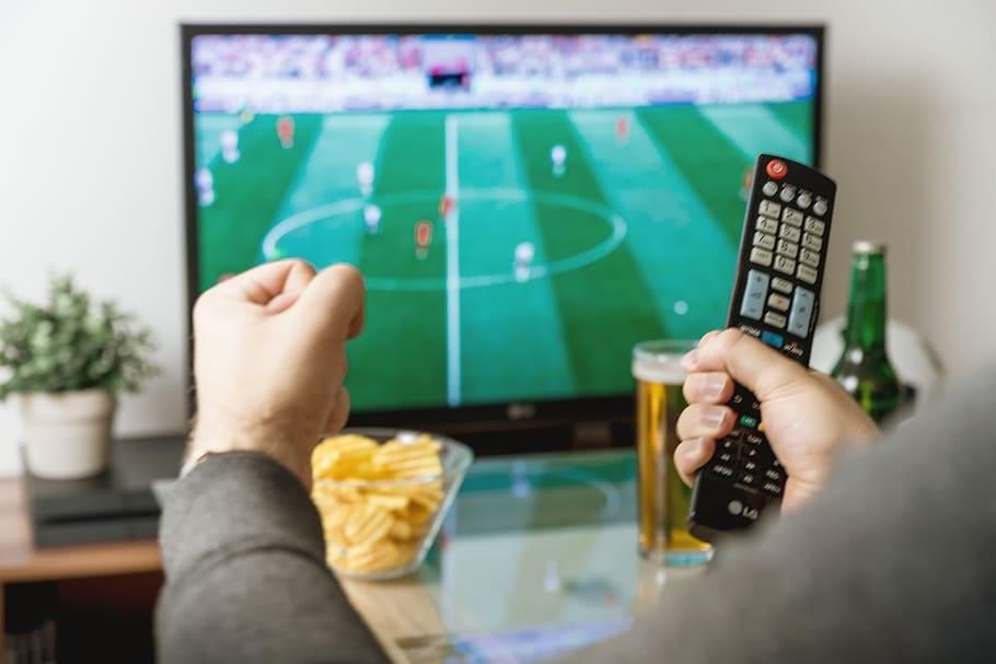 sports tv broadcast