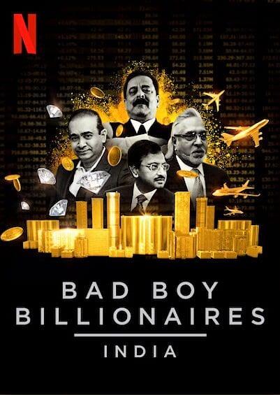 bad boy billionaires netflix poster