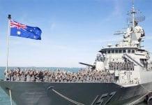 india australia maritime exercise