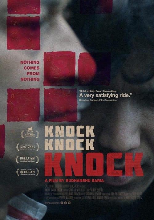 Knock knock knock indian short film poster
