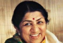 indian playback singer lata mangeshkar