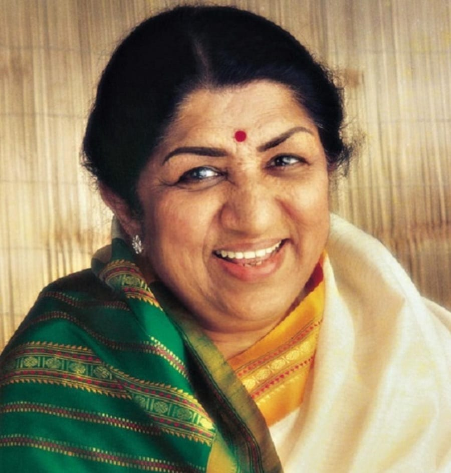 indian playback singer lata mangeshkar