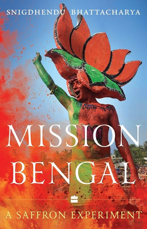 Mission Bengal by snigdhendu Bhattacharya book cover