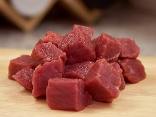 avoid red meat before bed time