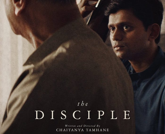 the disciple poster