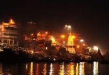 banaras cremation ghat