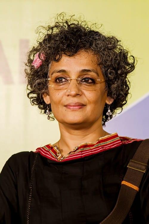author Arundhati Roy