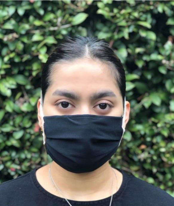 innovative mask for turbans, hijabs