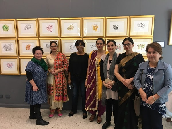 women of sister project in perth