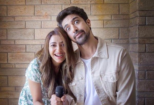actors of comedy couple, film on zee5