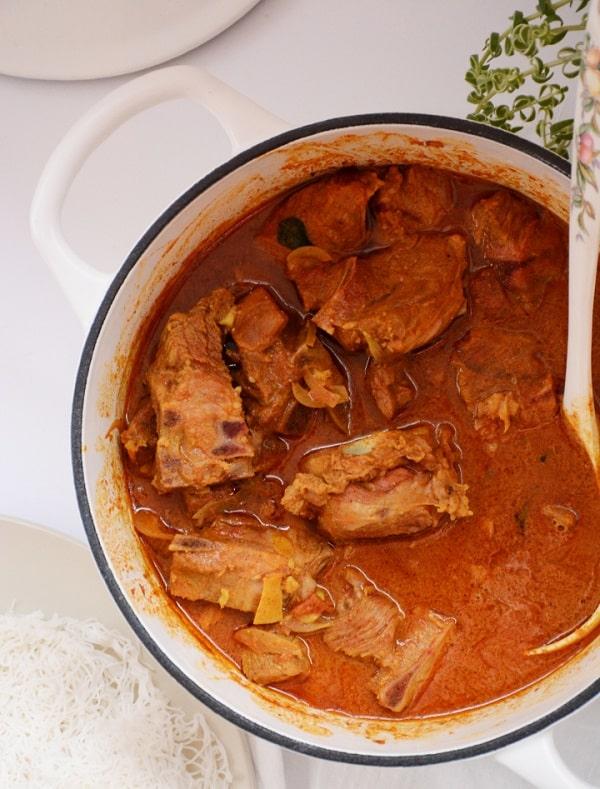 jaffna goat curry