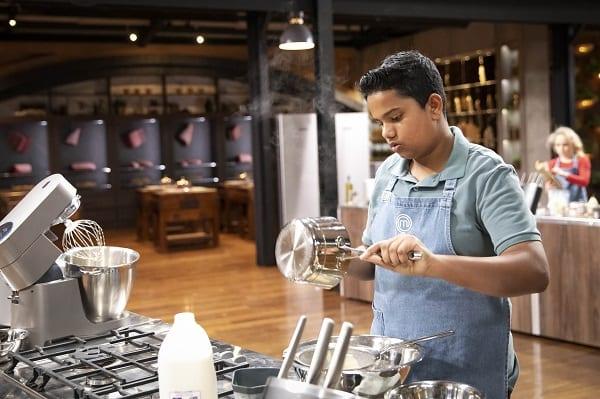 Dev Mishra Cooking