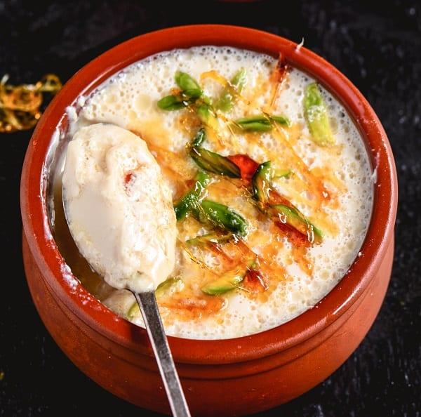 mishti doi bengali dessert