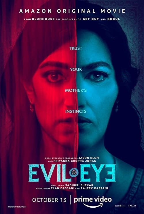 evil eye movie poster