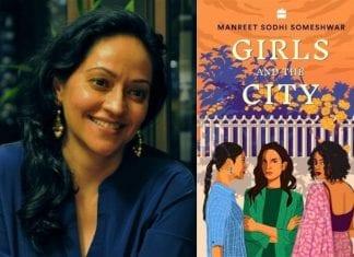 girls and the city and writer manreet someshwar