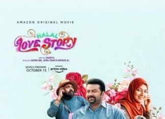 Malayalam comedy 'Halal Love Story'