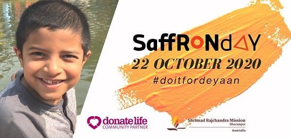 saffron day