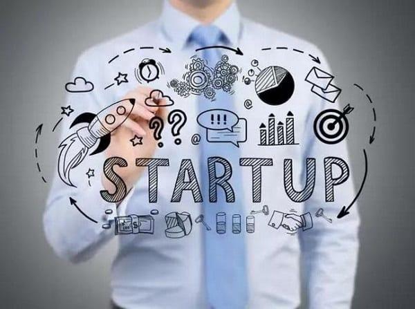 start up graphic