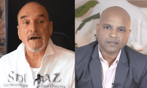 Vikrant Kishore in conversation with Peter Dietze