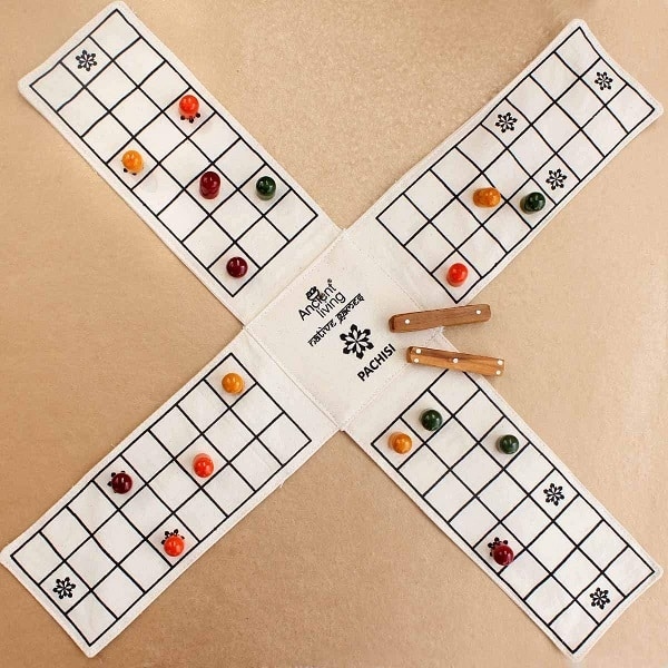 ludo pachisi board game