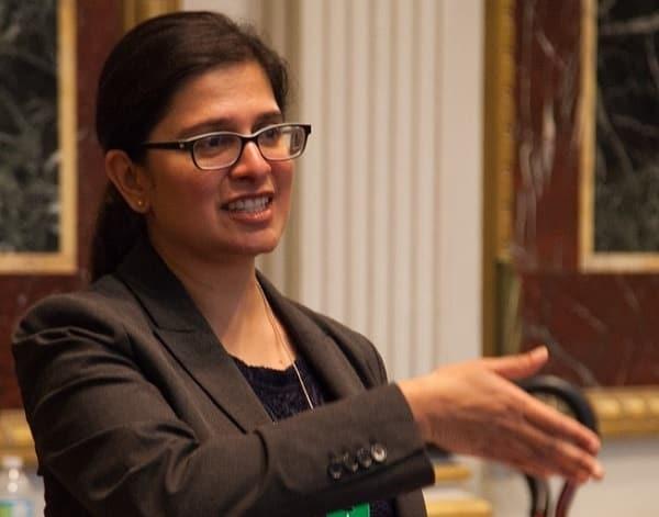 Mala Adiga policy director