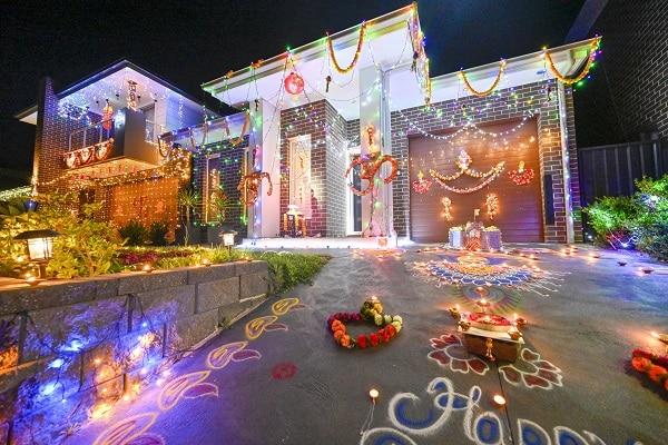 blacktown light up your home sarita kadukar house